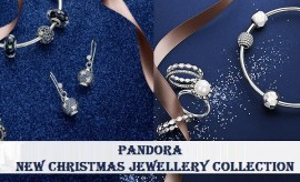 PANDORA Christmas Jewellery Collection – Elegant Christmas Jewels