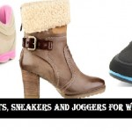 Womens-wear-winter-boots-joggers-and-sneakers-collection
