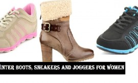 Women's wear Winter Boots,  Fleets and Joggers Collection