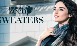 Zeen by Cambridge New Stylish Sweaters and WINTER LOVE Collection