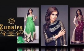 Zunaira's Lounge New Party Wear Formal Dresses Collection