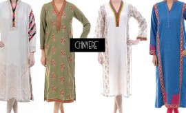 Chinyere New Fall Winter Ready-to-wear Collection 2015 for women