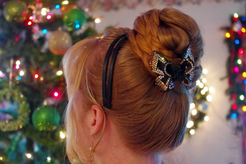 Christmas hairstyles