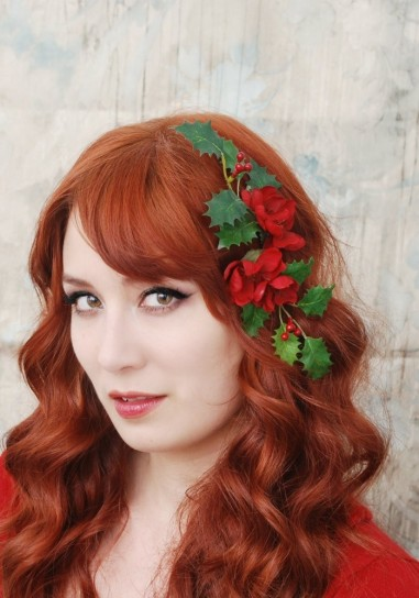 Christmas Hairstyles Trendy Ideas And New Year S Eve