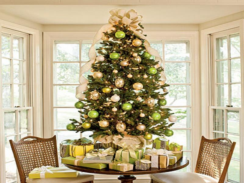 Christmas Tree Decorating Ideas 2014 Christmas Tree Decoration