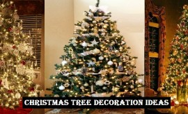 Beautiful Christmas Tree Decoration ideas and Plans for Xmas