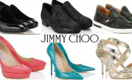 JIMMY CHOO Winter Footwear Collection for Christmas for men and women