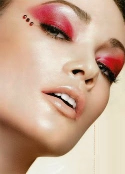 new-christmas-makeup-ideas (10)