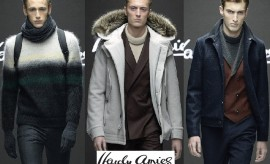 Hardy Amies New Autumn Winter Dresses Collection for Men