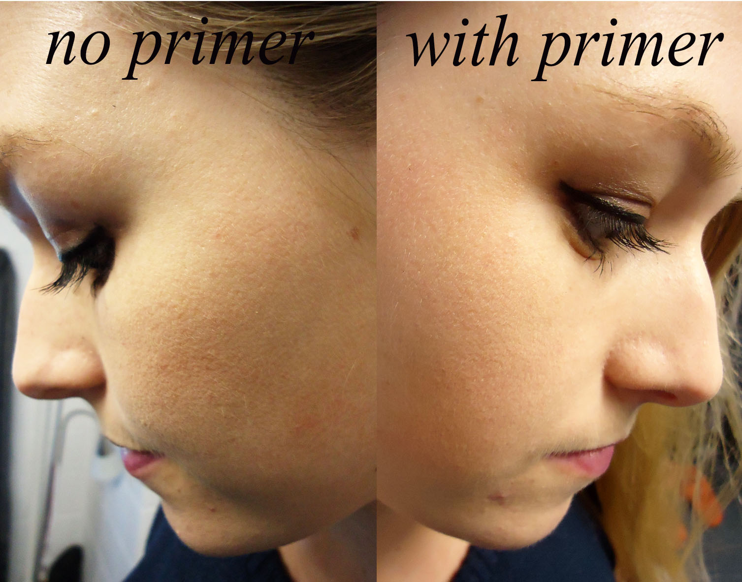Apply The Primer Throughout Your Face Especially Over Red Areas Or Oily  Areas And Any Blemishes
