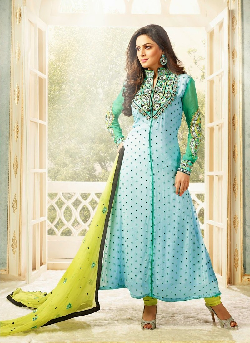 India Emporium Party Wear Indian Salwar Kameez and Lehenga Suits