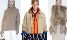 Ralph Lauren New Autumn Winter Dresses Collection for Women and Men