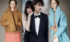 ROCHAS New Autumn Winter Dresses Collection for women and men