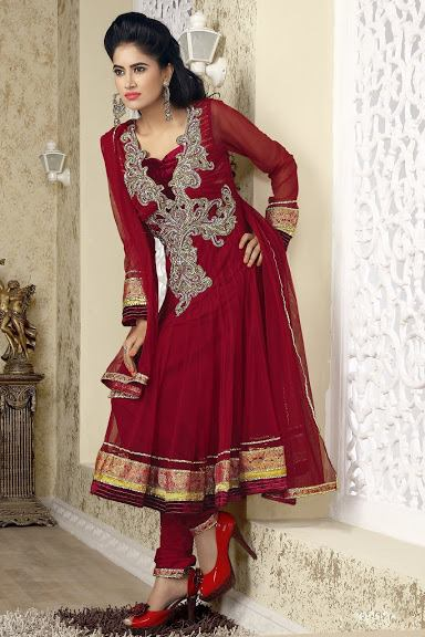 Saheli-couture-party-wear-indian-frocks-collection (12)