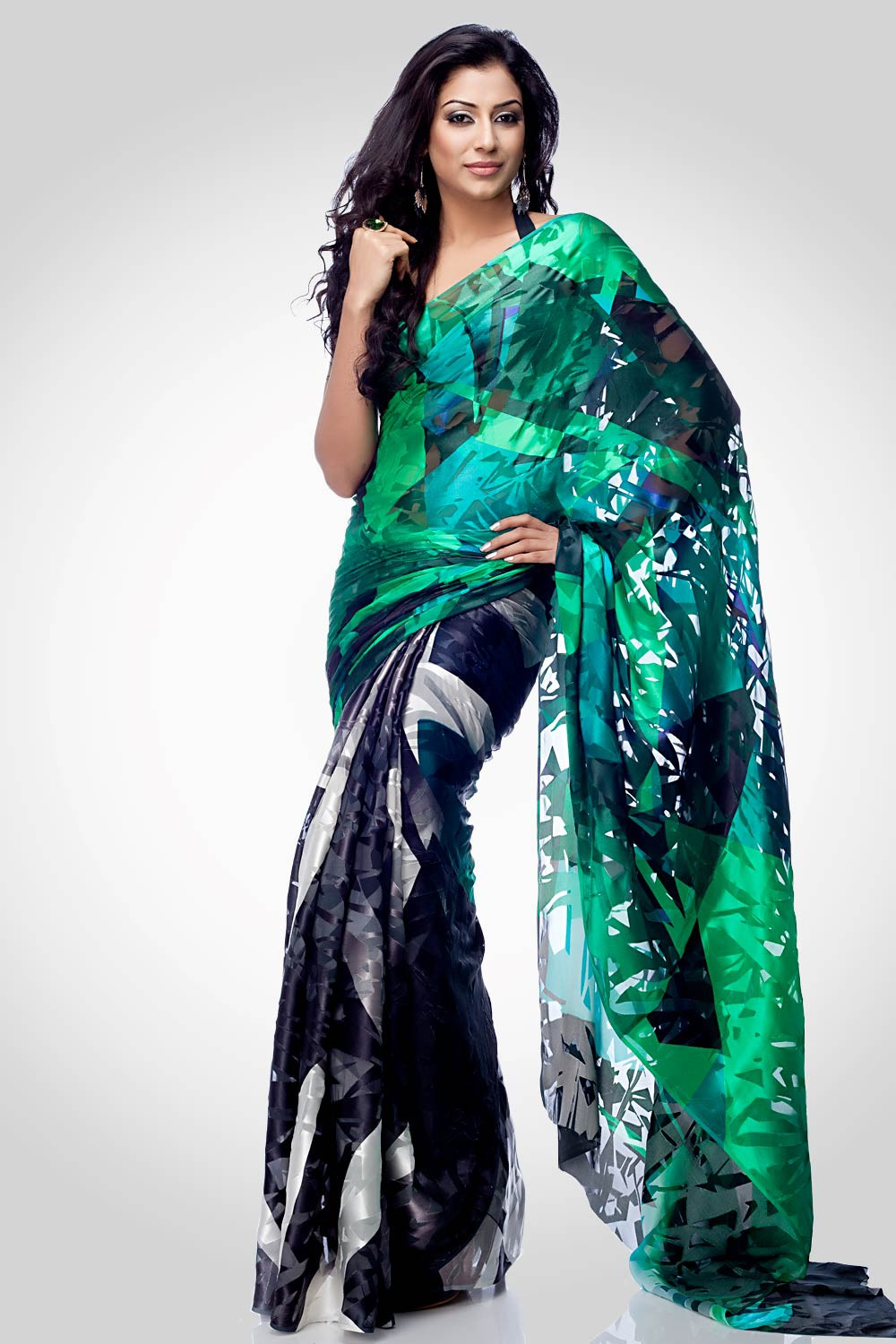 Paul satya sarees collection