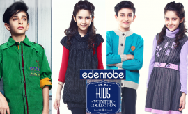 Eden Robe Fall Winter kidswear Dresses Collection 2015-2016