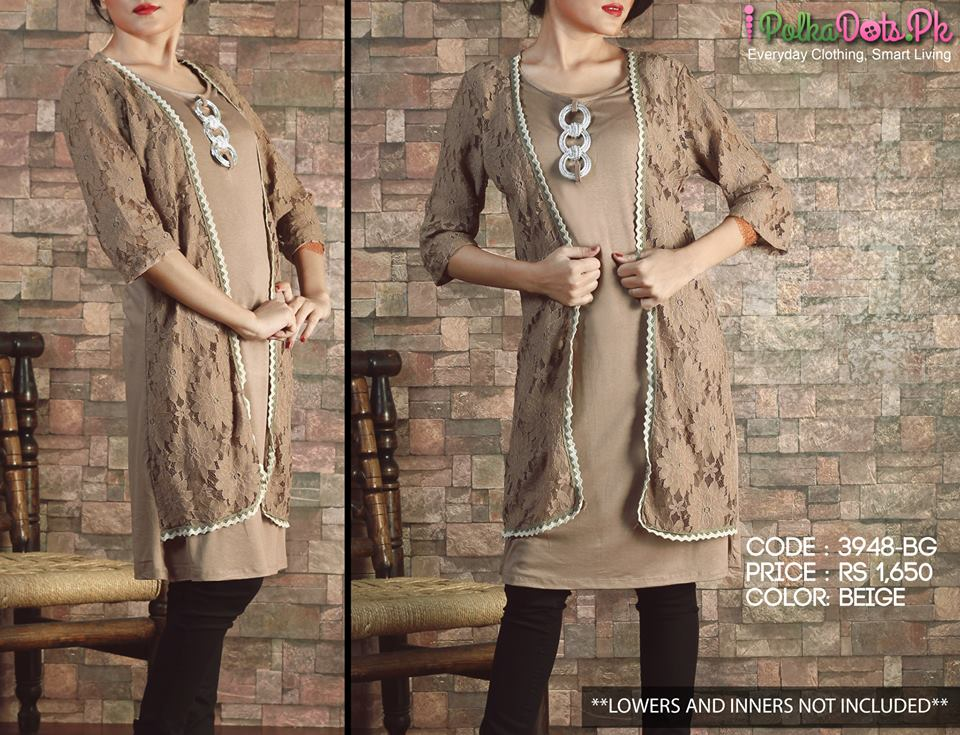 Polka-Dots-Jersey-Kurti-winter-Tops-collection (22)