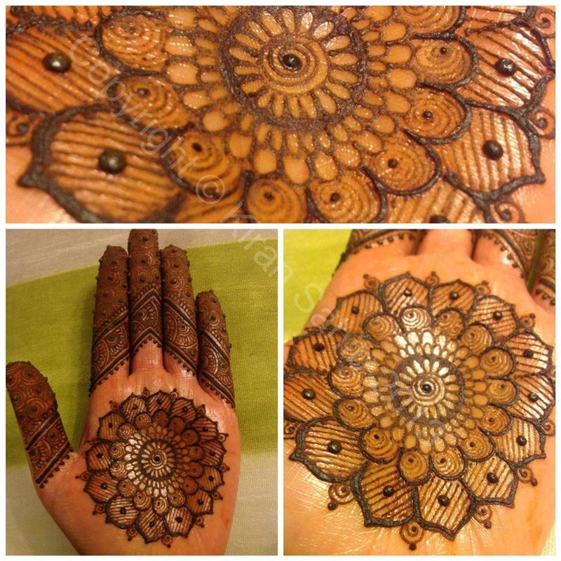 Round-Tikka-Mehndi-Designs (9)