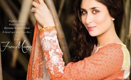 Faraz Manan Crescent Lawn Spring Summer Collection 2015