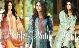 Motifz Spring Summer Embroidered Lawn Collection 2015 with Prices