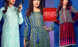 Origins Lawn New Spring Summer Collection 2015