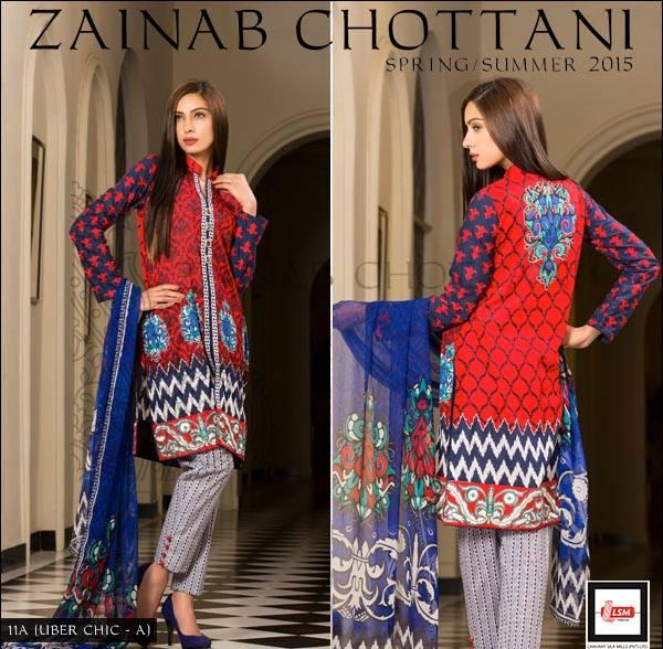 Zainab-Chottani-lawn-Spring-Summer-Collection-2015 (9)