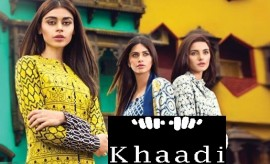 Khaadi Lawn Spring Summer Collection 2015 Complete Catalogue