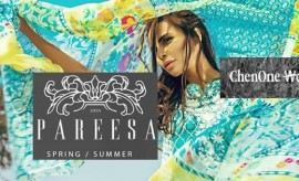 Pareesa by ChenOne Lawn Spring Summer Collection 2015