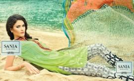 Sania Maskatiya Lawn Spring Summer Collection 2015 Complete Catalog