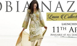 Sobia Nazir Lawn Spring Summer Collection 2015 Complete Catalog