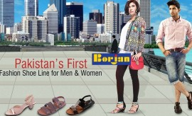 Borjan Shoes Latest Spring Summer Footwear and Handbags Collection