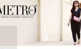 Metro Shoes Latest Spring Summer Footwear Collection for Women