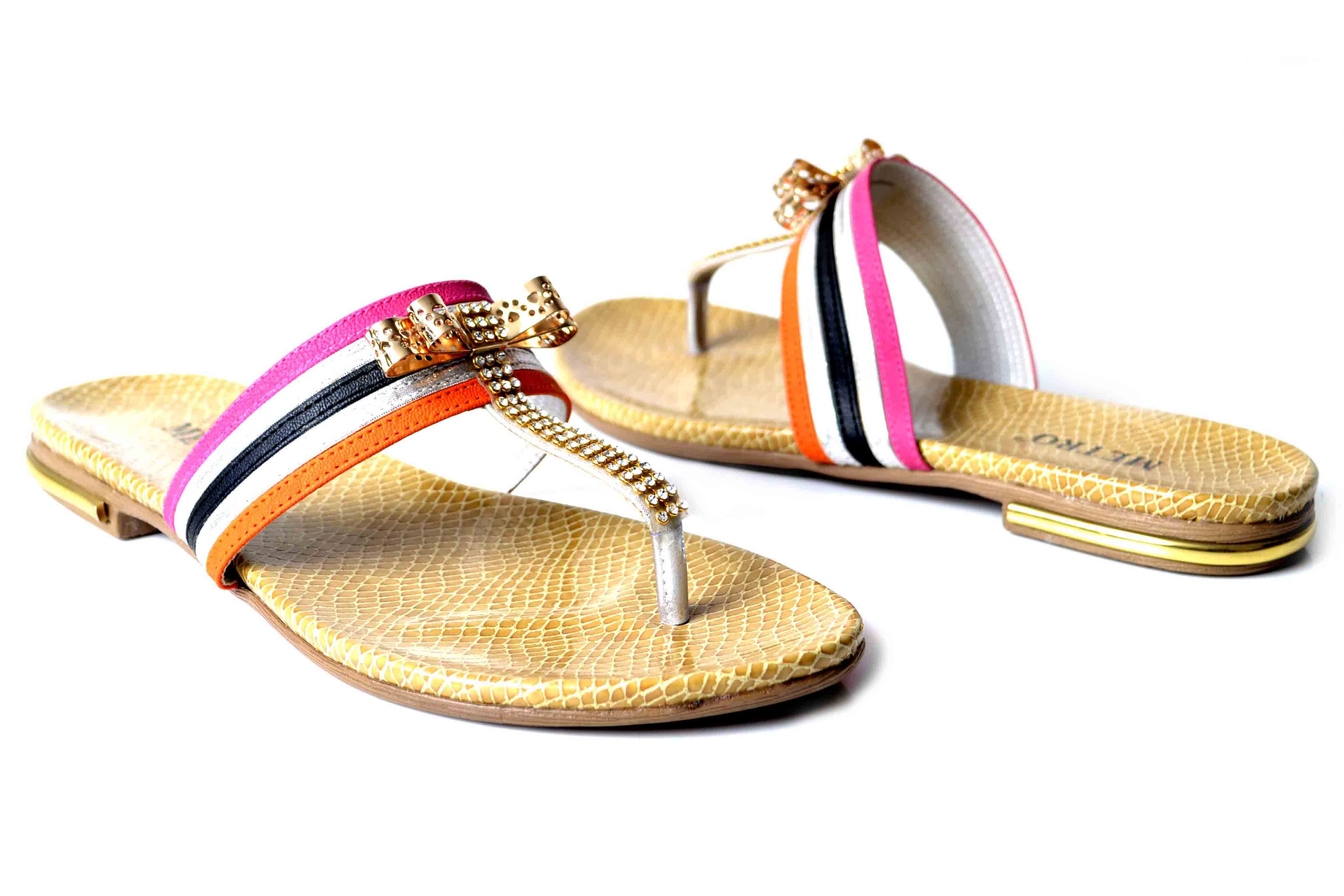 Metro Shoes Latest Summer Footwear