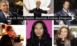Top Ten Most Popular American Fashion Designers from USA