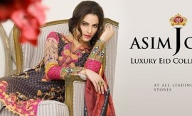 Asim Jofa Luxury Eid Collection 2015 Festive Catalogue
