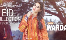 Warda Designer New Eid Collection 2015 Catalogue with Prices