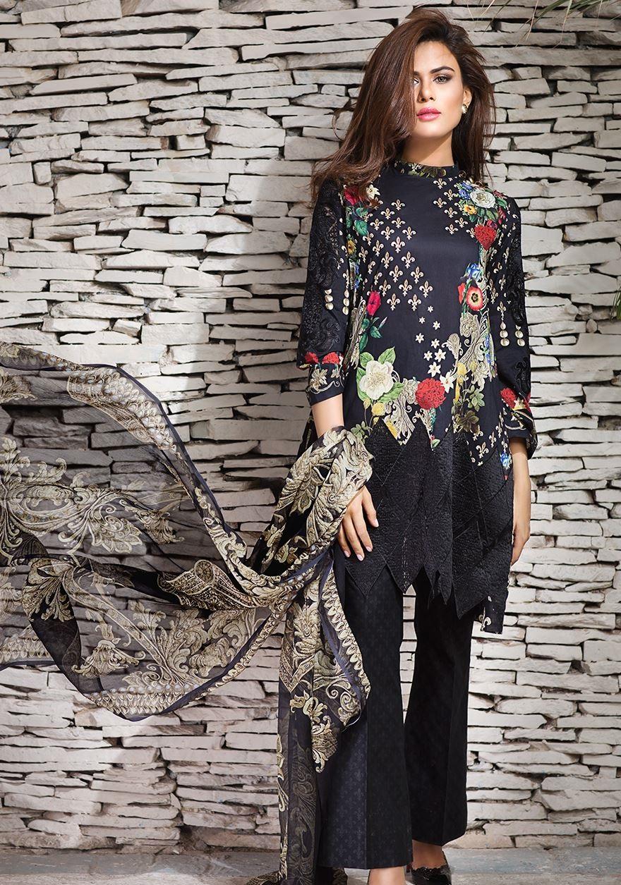Cross Stitch Eid Dresses 2016-2017 Look-Book (13)