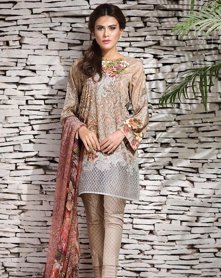Cross Stitch Eid Dresses 2016-2017 Look-Book (20)