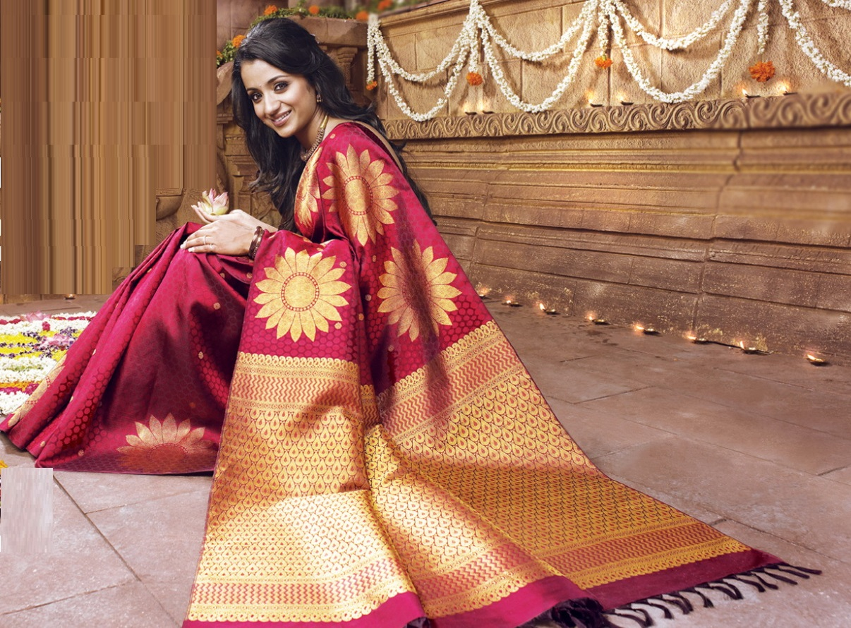 Designer-Embroidered-Indian-Bridal-Sarees (9)