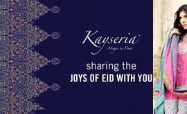 Kayseria Rang-e-Banaras Latest Festive Eid Collection Complete Catalogue