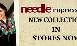 Needle Impressions Ready-to-Wear Eid Collection 2015 Catalogue