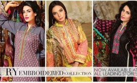 Shaista Cloth Embroidered Eid Festive Collection 2015 Complete Catalogue