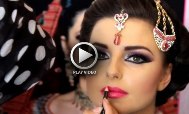 Asian Bridal Makeup Video Tutorial