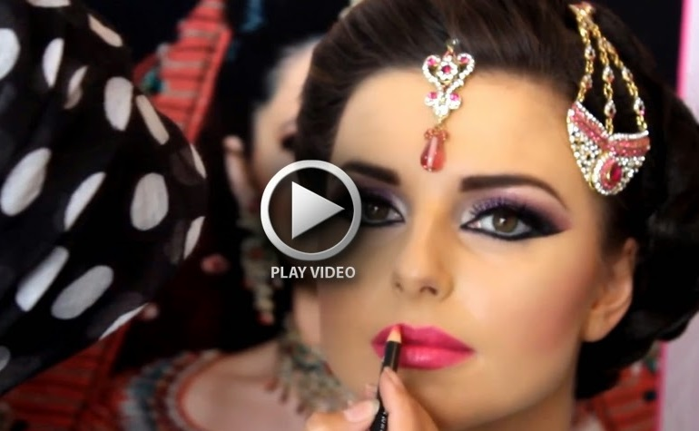 ... asian bridal makeup tutorial the easiest makeover how to creat your own how to do ...