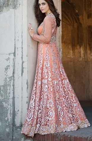 Party maxi dresses pakistani