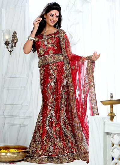Indian-Bridal-Lehenga-Choli-Designs (10)