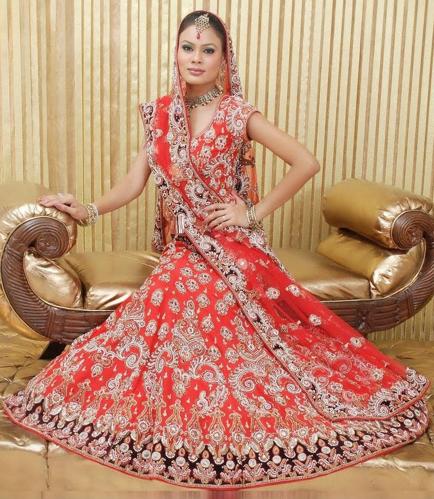 Indian-Bridal-Lehenga-Choli-Designs (15)