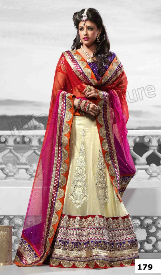 Indian-Bridal-Lehenga-Choli-Designs (20)