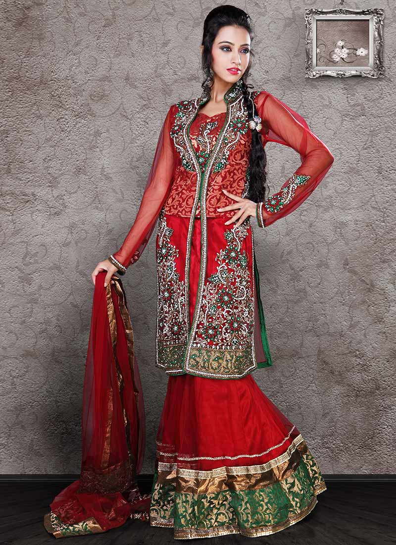 Indian-Bridal-Lehenga-Choli-Designs (22)