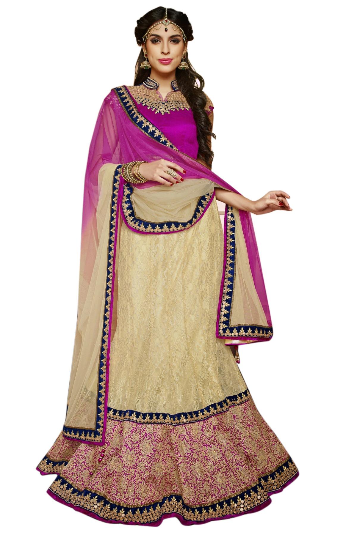 Indian Bridal Lehenga Choli Designs 2017-2018 for Indian ...